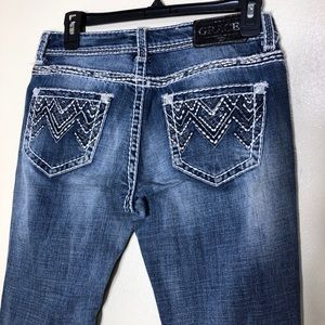 🔵 Grace in LA Jeans